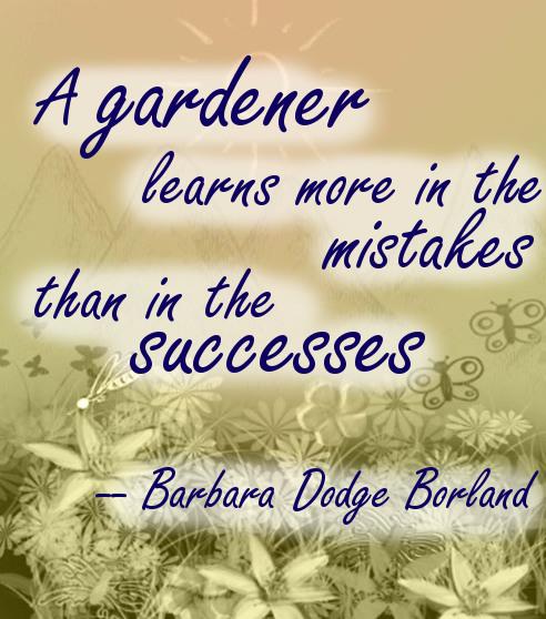 Gardening Quotes Gardening Forums