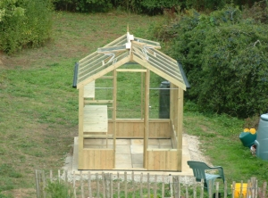 Jackie's Greenhouse