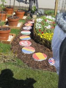 Student's Garden at Malvern Spring Show