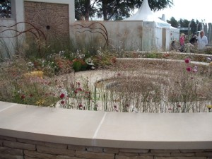 Mornflake Garden RHS Tatton best in show