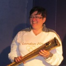 Lorna reading torch primrose support u 2