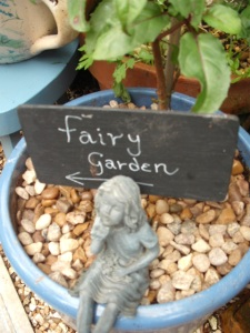 This way to the Fairy Garden