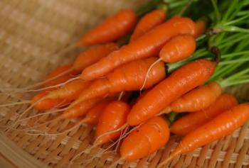 2 carrots
