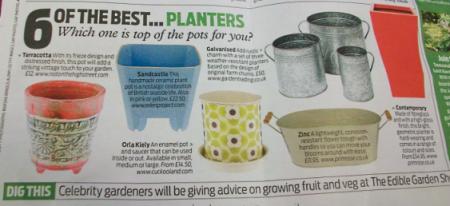6 best planters