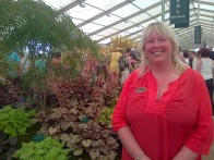 Vicky from Plantagogo. They will soon sell their plants on Primrose!