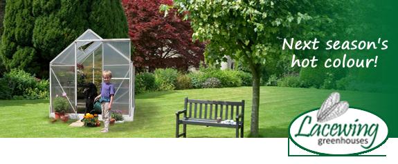 Lacewing Greenhouses at Primrose