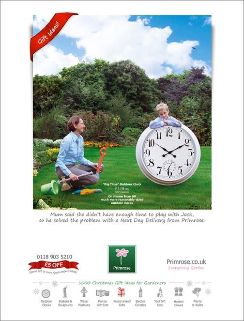Primrose Clock Competition