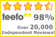 Feefo Independent Reviews for Primrose
