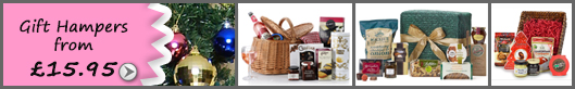 Gift Hampers from £15.95
