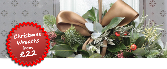 Gorgeous Wreaths for Christmas from Primrose