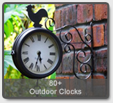Outdoor Clocks at Primrose