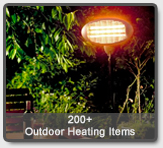 Outdoor Heating at Primrose
