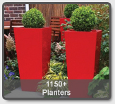 Planters at Primrose