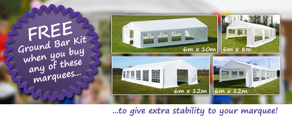 Marquees from Primrose