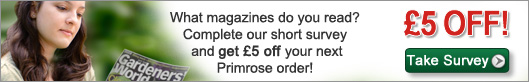 £5 off voucher from Primrose