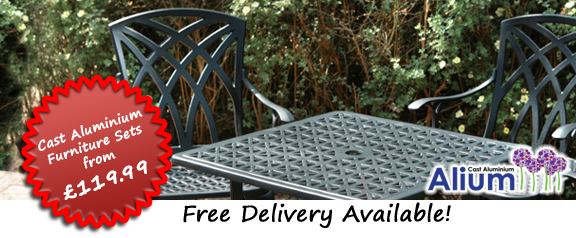 Cast Aluminium Furniture at Primrose