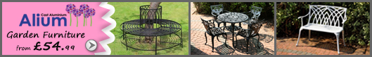 Alium Garden Furniture at Primrose